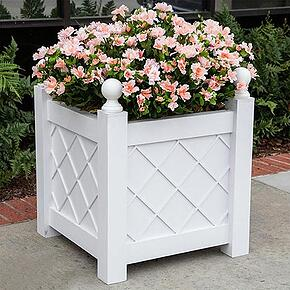 lattice-planter-planters unlimited