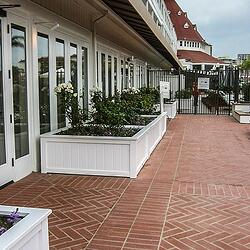 custom commercial planters-Planters Unlimited-Coronado-1